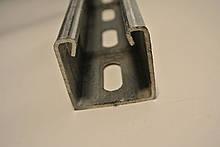 Профиль С-образный 41х41х1,5 мм усиленный, пр-ва Украина