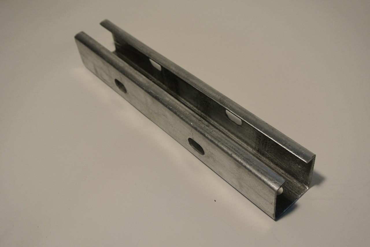 Профиль С-образный 41х41х2,0 мм пр-ва Украина