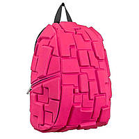 Рюкзак MadPax Blok Full Темно-розовый (KZ24484063)