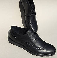 Timberland Oxford мужские кожаные туфли броги оксфорд реплика Тимберленд fcc91b2fde878