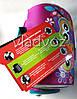 Школьный каркасный рюкзак для девочек ортопедическая спинка Сова сиреневый, фото 4