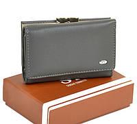 aff84924d2e6 Женский кошелек SERGIO TORRETTI W11 grey дешево кошельки женские кожзам  оптом и в розницу