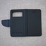 Чехол Goospery Fancy Diary Universal 4.3 black, фото 3