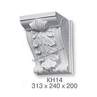 Кронштейн кн-14 из бетона