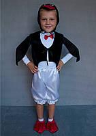 Карнавальный костюм для мальчика Пингвин 3-6 лет