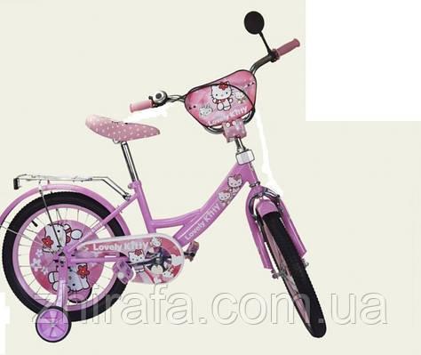 """Велосипед 12 дюймов Kitty 12"""" Pink (181205)"""