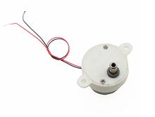 Міні електродвигун з харчуванням 12V і 12-14 обертів