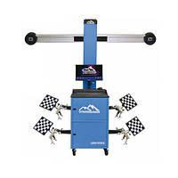 3D Стенд «развал-схождения»  с фиксированным положением камер  URS183D2F Trommelberg (Германия- Тайвань)