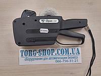 Этикет-пистолет Open Data Open C8 однострочный этикет-пистолет