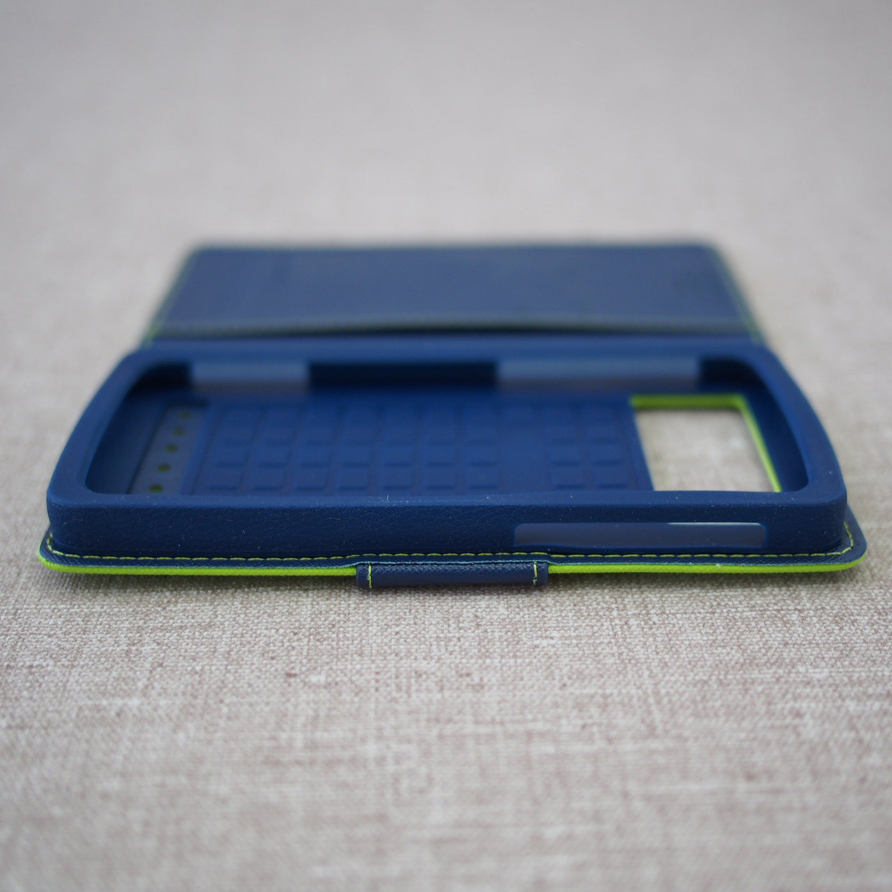 Чехол Goospery Fancy Diary Universal 5.2 green Для телефона Зеленый