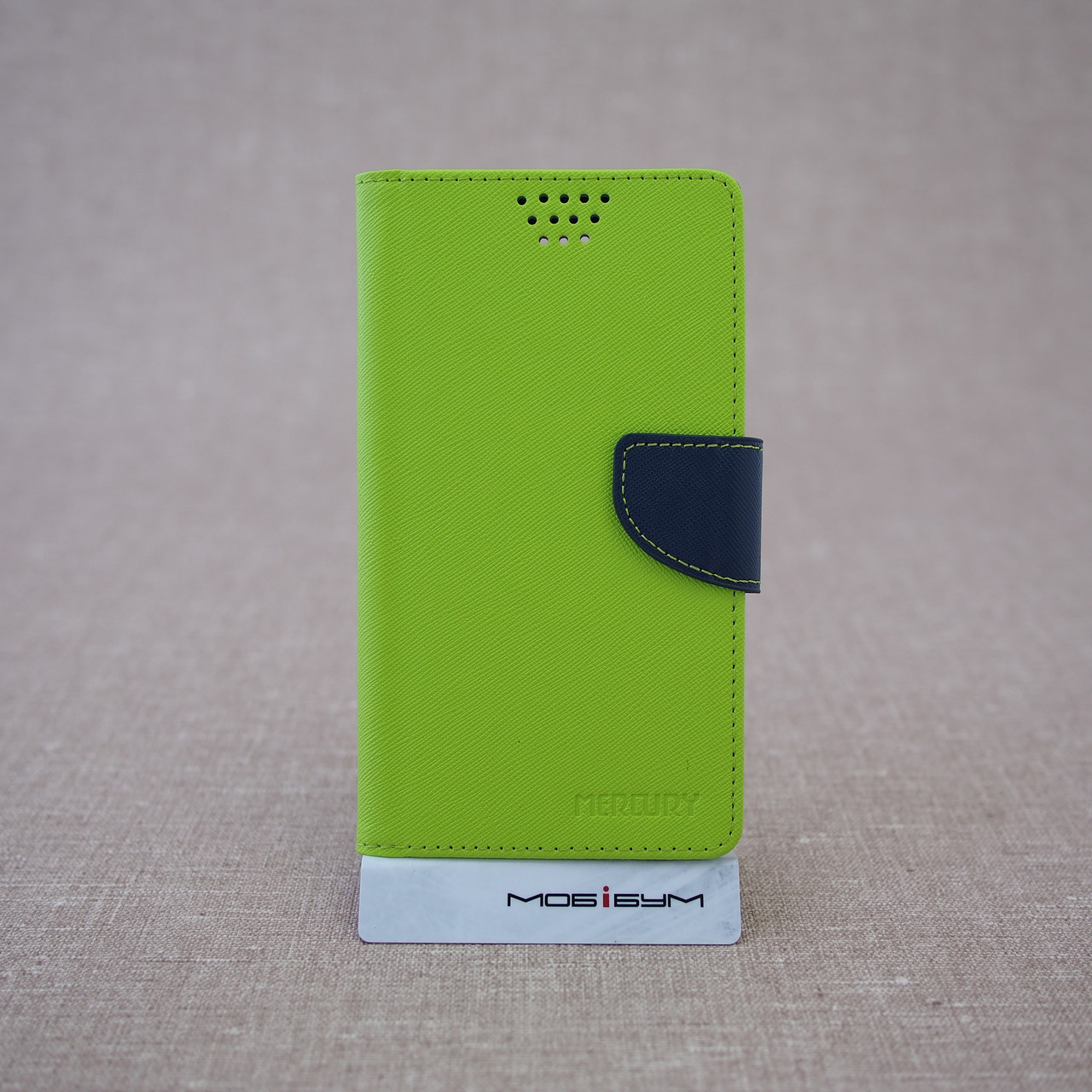 Чехол Goospery Fancy Diary Universal 5.2 green [копия]