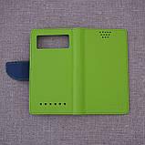 Чехол Goospery Fancy Diary Universal 5.2 green [копия], фото 3