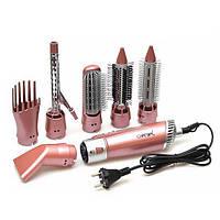 Воздушный стайлер для волос 7 в 1 Gemei GM-4831, 2200W, фото 1