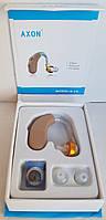 Улучшенный слуховой аппарат Axon B-13 и 10 батареек в комплекте
