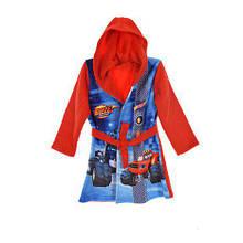 Красный халат для мальчика Дисней