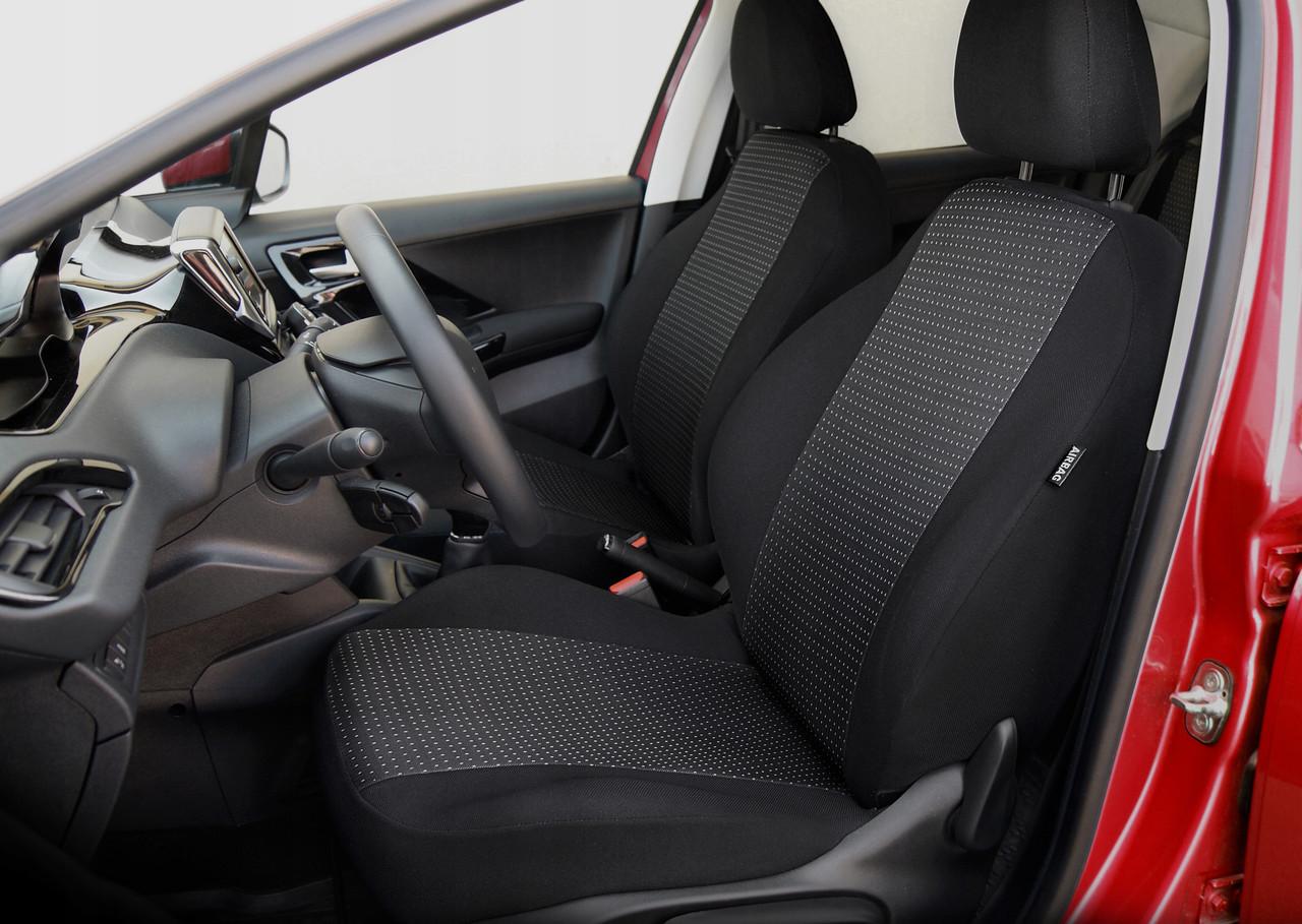 Чохли автомобільні VW SHARAN, FORD GALAXY, SEAT ALHAMBRA універсальні