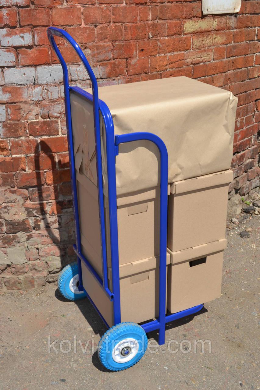 Тележки грузовые ручные Kolvi для перевозки грузов