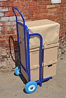 Тележки грузовые ручные Kolvi для перевозки грузов, фото 1
