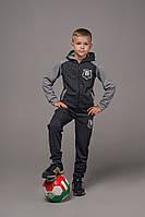 Детский Спортивный Костюм на мальчика с капюшоном, фото 1