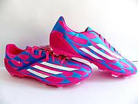 Бутсы Adidas F10 FG 100% Оригинал р-р 44,5 (28,5 см) (сток) original копы адидас, фото 1