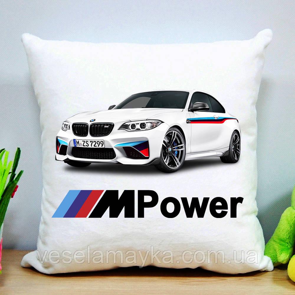Подушка BMW M Power