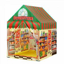 Детская палатка игровая домик Bambi M 5687 магазин
