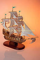 Корабль с белыми парусами, фото 1