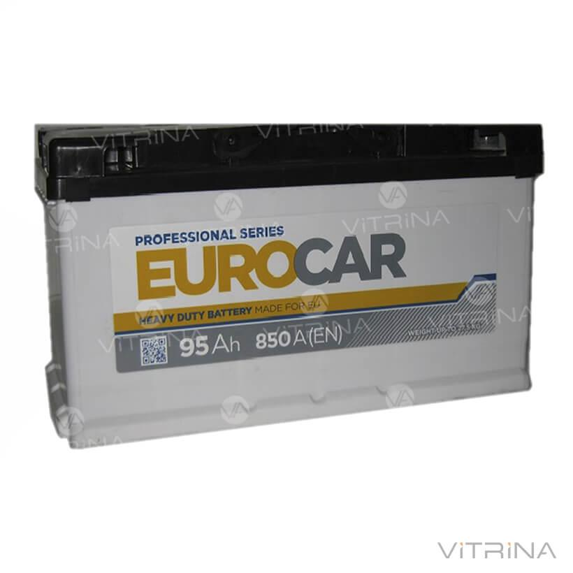 Аккумулятор EUROCar Japan 95 А.З.E. со стандартными клеммами | R, EN85