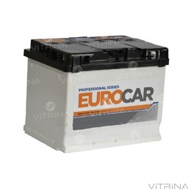 Аккумулятор EUROCar 95 А.З.Е. со стандартными клеммами | R, EN850 (Евр