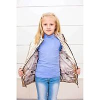"""Демисезонная куртка на девочку """"Стелла"""", фото 1"""