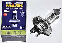 Лампа H4 24V 100/90W E1 галогенная обычный цоколь (P 45t ) (Маяк)