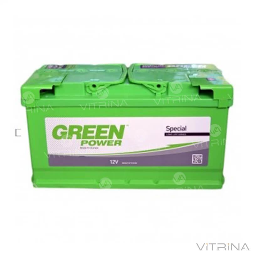 Аккумулятор Green Power Max 95 А.З.Е. Japan со стандартными клеммами |