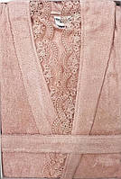Tivolyo Home халат CARMEN S розовый