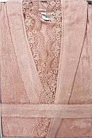 Tivolyo Home халат CARMEN M розовый
