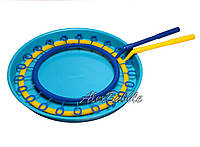 Набор №2 тарелка и ракетки для мыльных пузырей