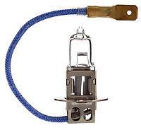 Лампа H3 12V 55W галогенная с проводом (Magneti Marelli)