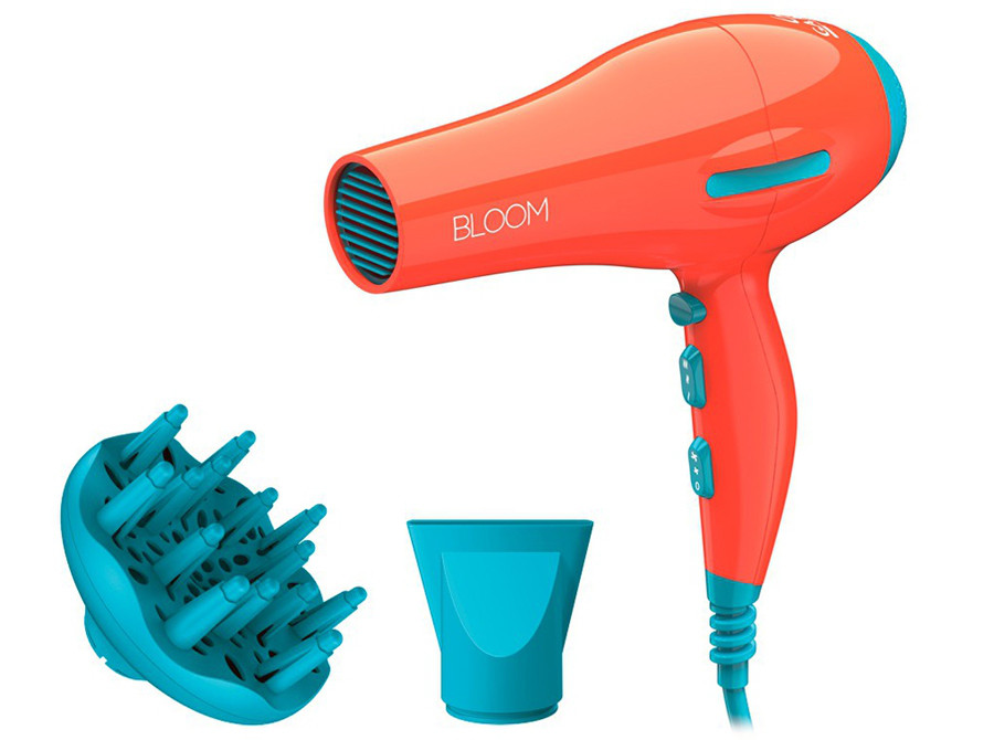 Фен для волос Ga.Ma Bloom Flow Ion Orange (GH2420)