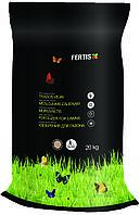 Добриво FERTIS для газону без хлору, 20 кг