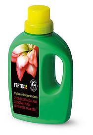 Рідке добриво для квітучих кімнатних рослин Fertis без хлору 0,5 л