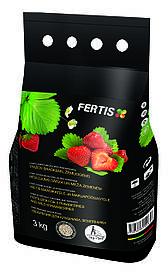 Добриво для полуниці Fertis, без хлору та нітратів, 3 кг