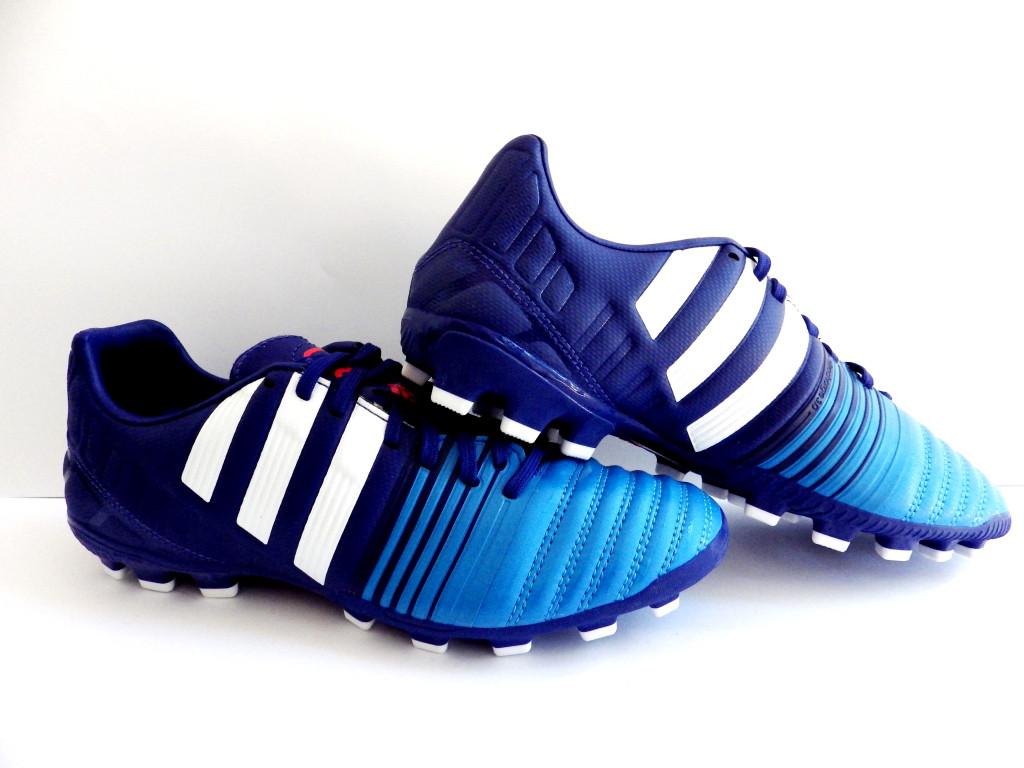 Бутсы Adidas Performance Nitrocharge 3.0 AG 100% Оригинал р-р 40 (25 см) (сток) original копы адидас