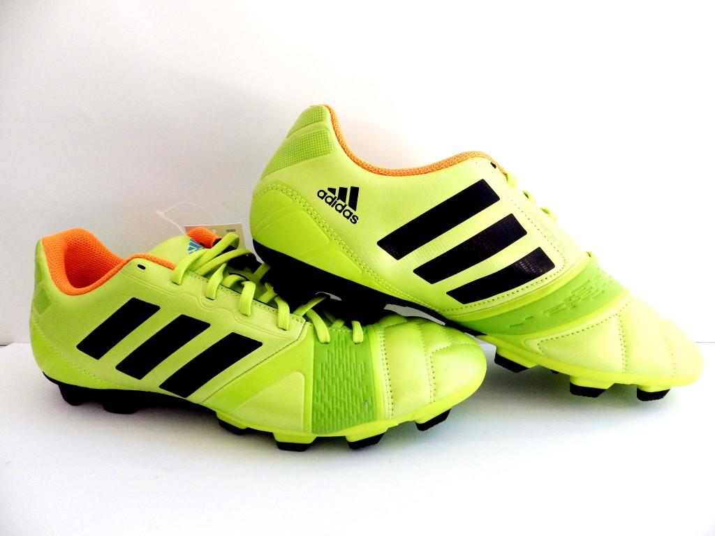 Бутсы Adidas Nitrocharge 3.0 TRX FG 100% Оригинал р-р 44,5 (28,5 см) (сток) original копы адидас