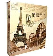 """Фотоальбом магнитный на 40 листов """"Париж"""", размер: 30-28-6 см, фото 1"""