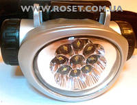 Налобный фонарь Bailong BL-603 9 LED