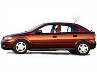 Аэродинамические обвесы Opel Astra G (1998+)