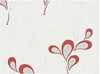 Виниловые обои на бумажной основе Ланита Капли