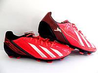 Бутсы Adidas F10 Trx Fg 100% Оригинал р-р 40,5 (25,5 см) (сток) original копы адидас, фото 1