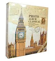 """Фотоальбом магнитный на 40 листов """"Лондон"""", размер: 30-28-6 см, фото 1"""