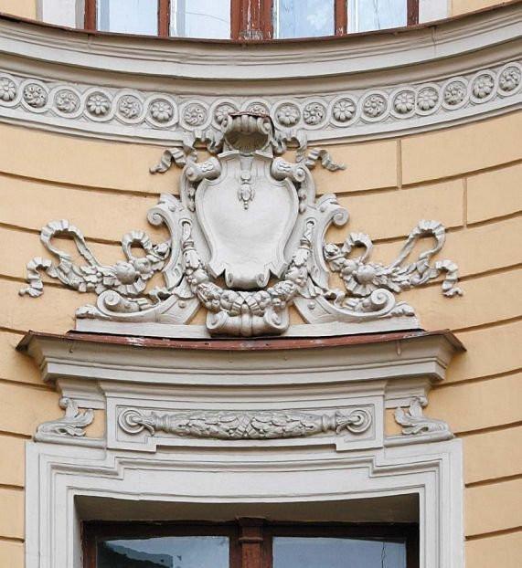 Декоративные фасадные элементы из фибробетона бетона в35