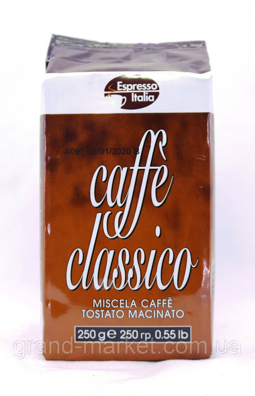 Кофе молотый Caffe Classico 250г.